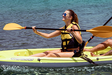 Experience the most exciting water activities in Cancun in one tour.